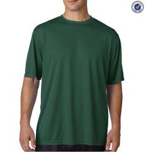 Fashion quick dry fit polyester tshirts plain