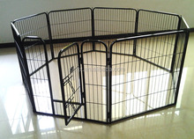 8P fence dog cage