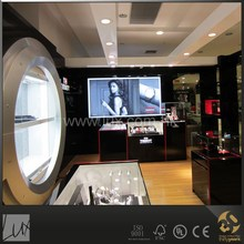 Impressive quality retail store display furniture for watch