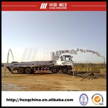 37m,42m 47m China Used Schwing Concrete Pump Truck