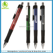 2015 high quality hot stamping pen for promotion and office use