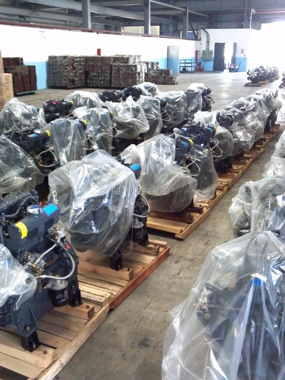 Hf-3100abk 3-cylinder Small Cheap Diesel Engine