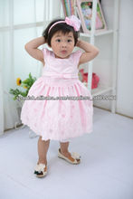 Vender Nueva tendencia de moda infantil vestido caliente