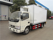 Dongfeng RHD 2T refrigerated cargo van/refrigerator truck