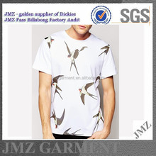 china OEM soft t shirt for men eco-friendly t shirt for men wearing