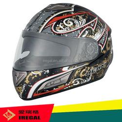 The custom wholesale motorcycle helmet decals FF826