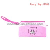 Fashional designer kids wrist wallet