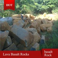 black basalt rock for landscaping,black landscaping rock