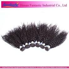 high quality 100 human unprocessed wholesale cheap virgin brazilian curly hiar