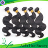 High quality factory prices unprocessed 100% vrigin remy sexy hair