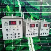 Green solar system 10W 20W Solar energy system solar deck lighting kits 5V 12V solar cell charger