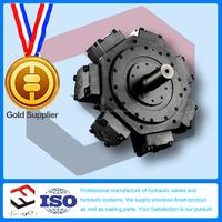 JMDG Radial piston OEM hydraulic motor