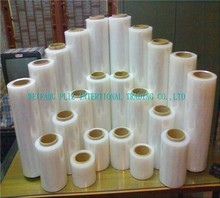 high quality PE/LLDPE/PVC stretch film from china