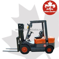 2.5 Ton Diesel Forklift ISUZU C240 With Good Quality And Excellent Prices