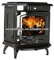 cast iron wood burning stoves, wood stove with boiler