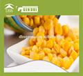especialidad de la meseta de maíz dulce enlatado