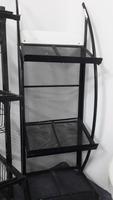 Metal wire mesh dispaly stand / rack /shelf