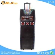 Forneça todos os tipos de alto-falante de duas vias grande som pequeno alto-falante caixas amplificadas 500 w