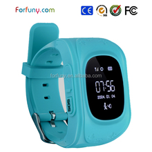 High end best watch mobile phone wrist kids watch gps tracking device for kids