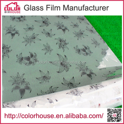 type kitchen pvc self adhesive film printed design with beauty lily