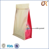 LDPE HDPE transparent clear plastic bag on roll Wholesale products china chicken plastic bag