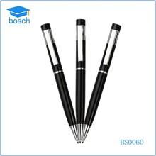 Free sample metal screw pen, metal twist ball pen slim