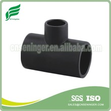 High pressure reduceing tee (without welding) irrigation pipe and fitting HDPE