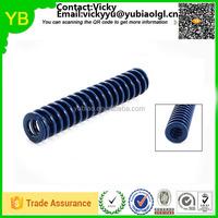 Custom plastic compression spring,rubber compression spring,plastic coil compression spring