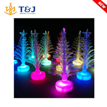 Wholesale cheap funny unique small led flashing christmas light tree for christmas ornament