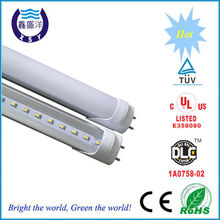 UL DLC cUL TUV School/ home/ office/ factory lighting led tube 18 watt 4 foot t8 led tube lights