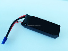 li polymer type 11.1V rechargeable battery 30c 4200mah 3s rc airplane/car battery