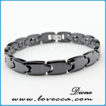 2015 magnetic bracelet sport women's ion / 4 in 1 bio negative magnetic bracelet