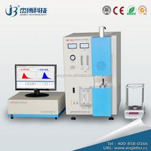 combustion carbon sulfur determinator/CS995 carbon sulphur analyzer