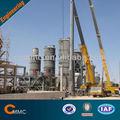 Calcio hipoclorito línea de producción / alta prueba hipoclorito maquinaria / blanqueo potencia de calcio hipoclorito planta