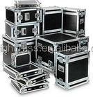 Hard music instrument flight case / audio equipment case