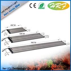 NEW Product china Supplier 90 Watt dimmable control system Led Aquarium Light 400mm/600mm/900mm Led aquarium lights for fish
