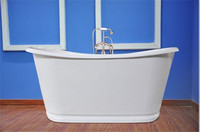 cheap used freestanding cast iron bathtubs for sale