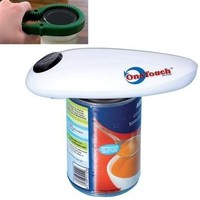 2 AA Battery operated One touch can opener for all sizes