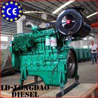 For Sale Generator Diesel Engine Brand New 6LTAA Engine