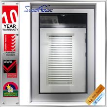 comply with Australia standard AS2047/2208 aluminum casement/crank window