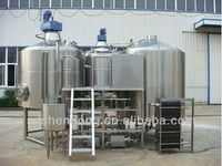 15bbl beer brewing ,beer making machine in China, beer manufacturing equipment