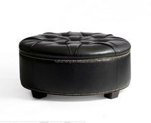 lounge chair and ottoman hinge,ottoman with diamond buttons
