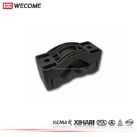 Indoor Cubicle Components and Parts Plastic and Electric Cable Clamp