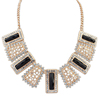 Free Shipping beautiful zinc alloys necklace accessories