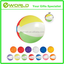 Promotional Inflatable Item PVC Beach Ball With Logo