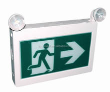 CSA listed running man CUL exit lamp with combo