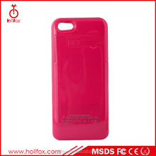 Factory Store Unequal In Performance Battery Pack Cover for iPhone 5 Battery case