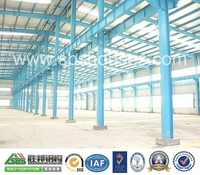 SBS steel warehouse/prefabricated workshop/house/building/villa