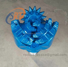Chinese oil well drilling quality tricone central drill bit, three cones bit, drilling equipment tool