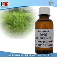Tea tree oil is an effective treatment against acne